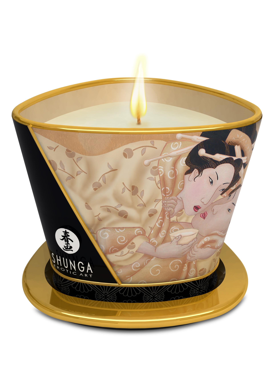 SHUNGA MASSAGE CANDLE-170ml.